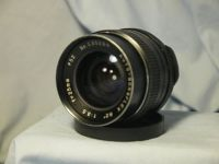 '         25mm  -GREAT BOKEH- ' M42 Prime SuperWide Angle Lens -RARE-DIGITAL COMP- £29.99